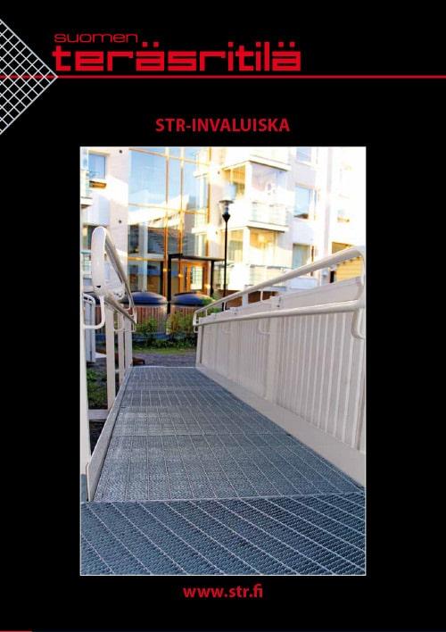 STR Invaluiska esite - Suomen Teräsritilä