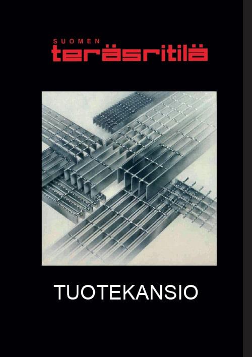 STR Tuotekansio | Suomen Teräsritilä