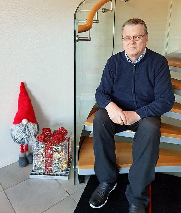 Suomen Teräsritilä STR Oy - Henrik Tarvainen