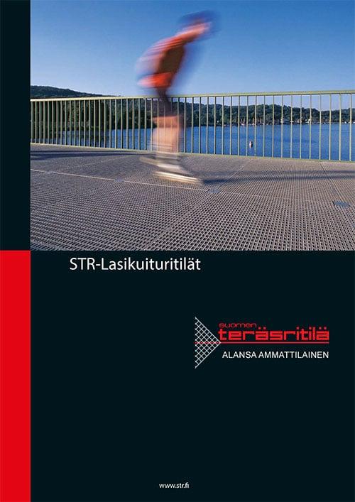 Suomen Teräsritilä - Lasikuituritilät 2018