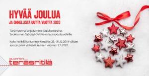 Hyvää joulua 2019